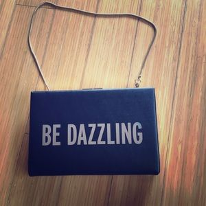 Like New Kate Spade Be Dazzling Clutch